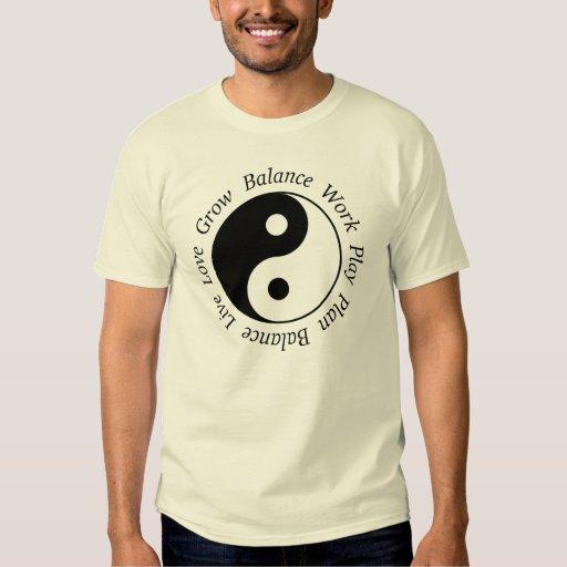 Balance Yin Yang T-Shirt
