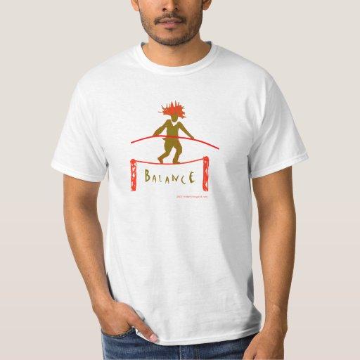 Balance...Yoga Design T-Shirt