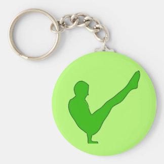 Balance - Yoga Keychain