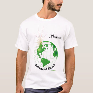 Balanced Earth - Americas T-Shirt