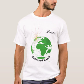 Balanced Earth - Europe T-Shirt