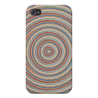 Balanced Energy Vibes - Display near your sight iPhone 4/4S Case