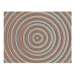 Balanced Energy Vibes - Display near your sight Postcard