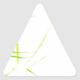 Balanced Equation Triangle Sticker