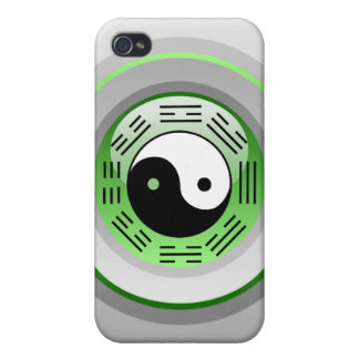 balanced healing iPhone 4 case