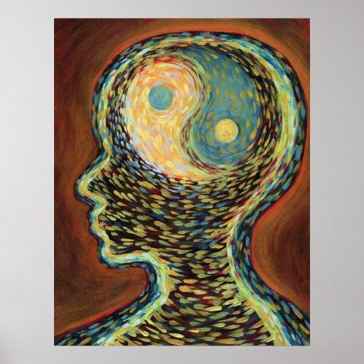 Balanced Mind Posters