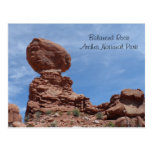 Balanced Rock- Arches National Park Post Cards