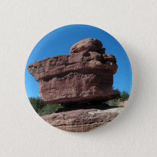 Balanced Rock, Garden of the Gods Button