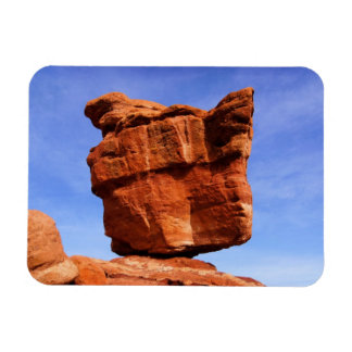 Balanced Rock, Garden of the Gods Rectangular Photo Magnet