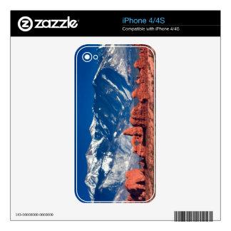 Balanced Rock Trail iPhone 4S Skin