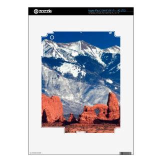 Balanced Rock Trail Skins For iPad 3