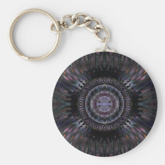 Balanced Universe Keychain
