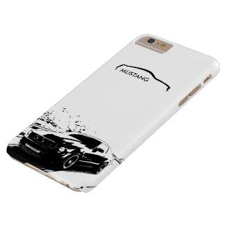 """Balanceo del mustango tirado - """"añada su propio funda de iPhone 6 plus barely there"""