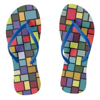 ¡Balanceos coloridos, Klee/cubista! ¡-