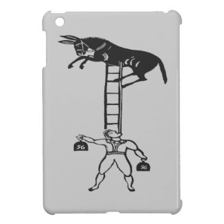 Balancing a Donkey ~ iPad Mini Case