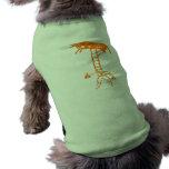 Balancing a Living Donkey ~ Dog Apparel / Tank Top Doggie T Shirt