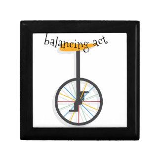 Balancing Act Gift Box