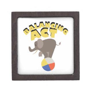 Balancing Act Premium Trinket Boxes