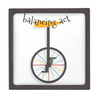Balancing Act Premium Jewelry Box