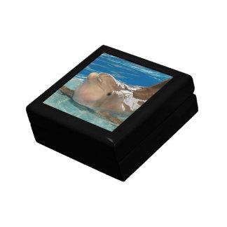 Balancing Dolphin Trinket Boxes