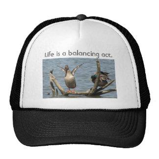 Balancing Trucker Hat