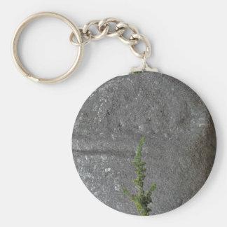 Balancing Rock at Castle Rock Keychain