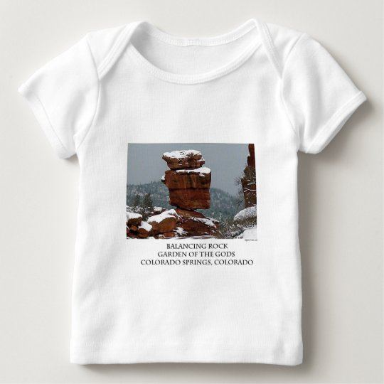 Balancing Rock Baby T-Shirt