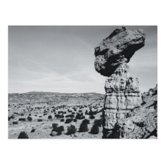 Balancing Rock, New Mexico 2 Postcards