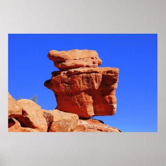 Balancing Rock Posters