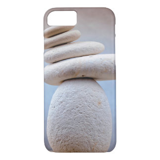 Balancing Stones Square + your ideas iPhone 7 Case