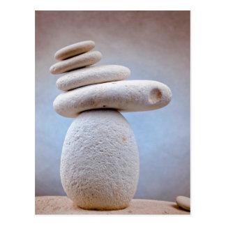 Balancing Stones Square + your ideas Postcard