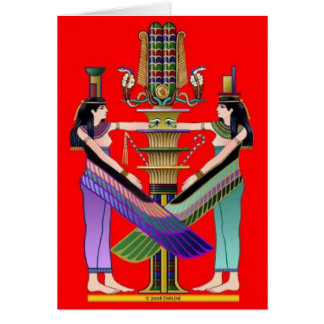 Balancing The Djed Card