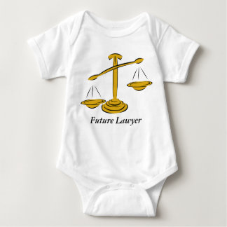 Balancing the Scales Baby Bodysuit