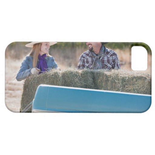 Balas de elevación de heno iPhone 5 protector