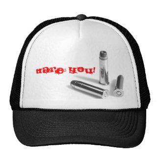Balas del gorra de la malla del camionero