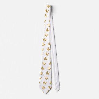 Balas del oro corbatas personalizadas