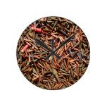 Balas, munición reloj redondo mediano