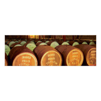 balastro de madera de Whisky com Tomatin Posters