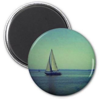 Balaton sailing magnet