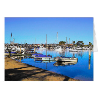 Balboa East Shore Card