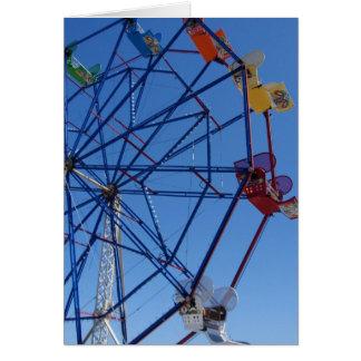 Balboa Ferris Wheel Card