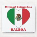 Balboa Mouse Mat