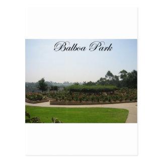 Balboa Park 4 Postcard