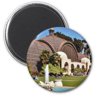 Balboa Park Arboreum San Diego Refrigerator Magnet