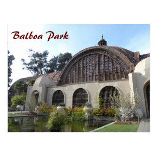 Balboa Park Botanical Garden Postcard