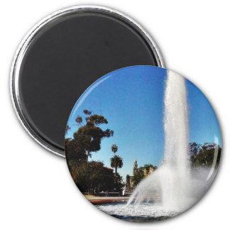 Balboa Park Fountain Refrigerator Magnets