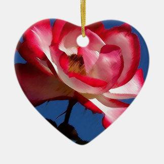 balboa-park-roses PS LARGE.jpg Ceramic Ornament