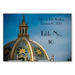 Balboa Park San Diego Mosaic Table Cards