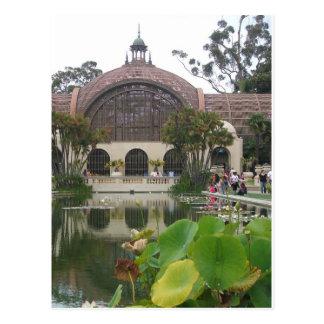 Balboa Park San Diego Postcard