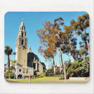 Balboa Park Tower Mouse Pad